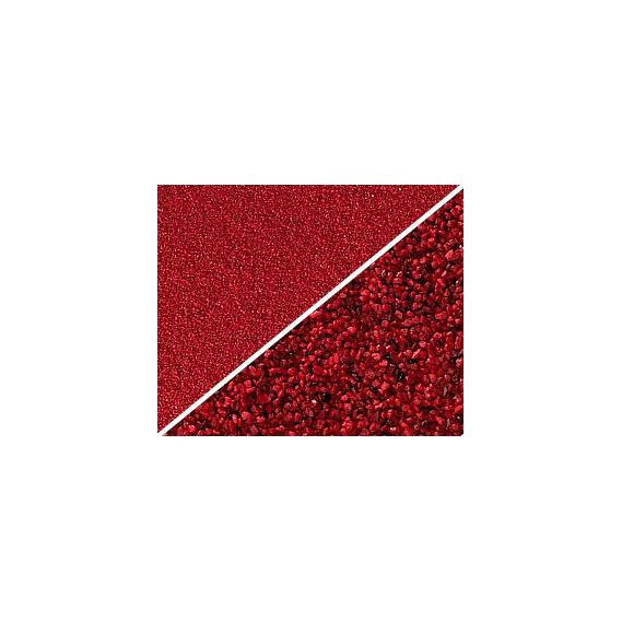 Farbsand rot 0,4-0,8mm 5kg